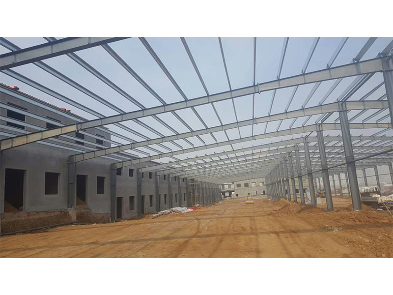 如何保养钢结构厂房?