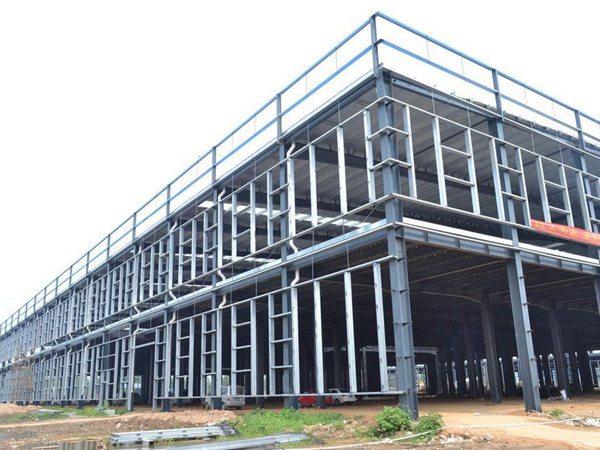 钢结构建筑施工流程及安全管理注意事项(六)