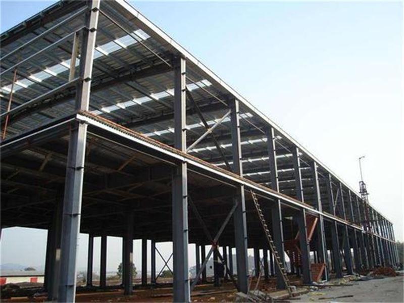 不同钢结构工程用钢量是多少?