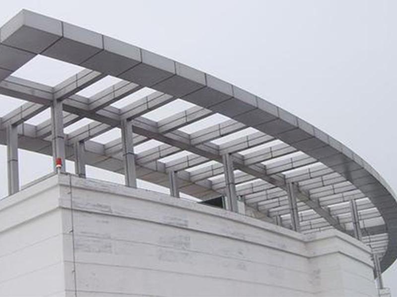 异形钢结构对材料有什么要求