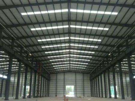 烟台钢结构雨棚公司
