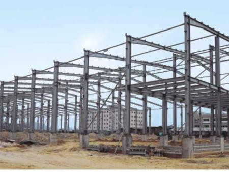 烟台异形钢结构公司